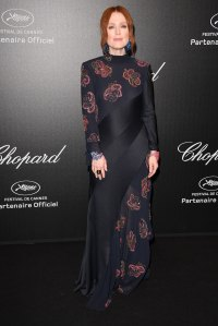 Julianne Moore Stepping Out in Style at Cannes Film Festival