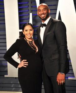 KOBE BRYANT Vanessa Gives Birth Daughter