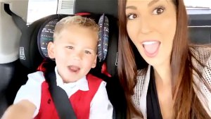 Jenelle Evans Son Kaiser Smiles in Video With Nathan Griffith GF