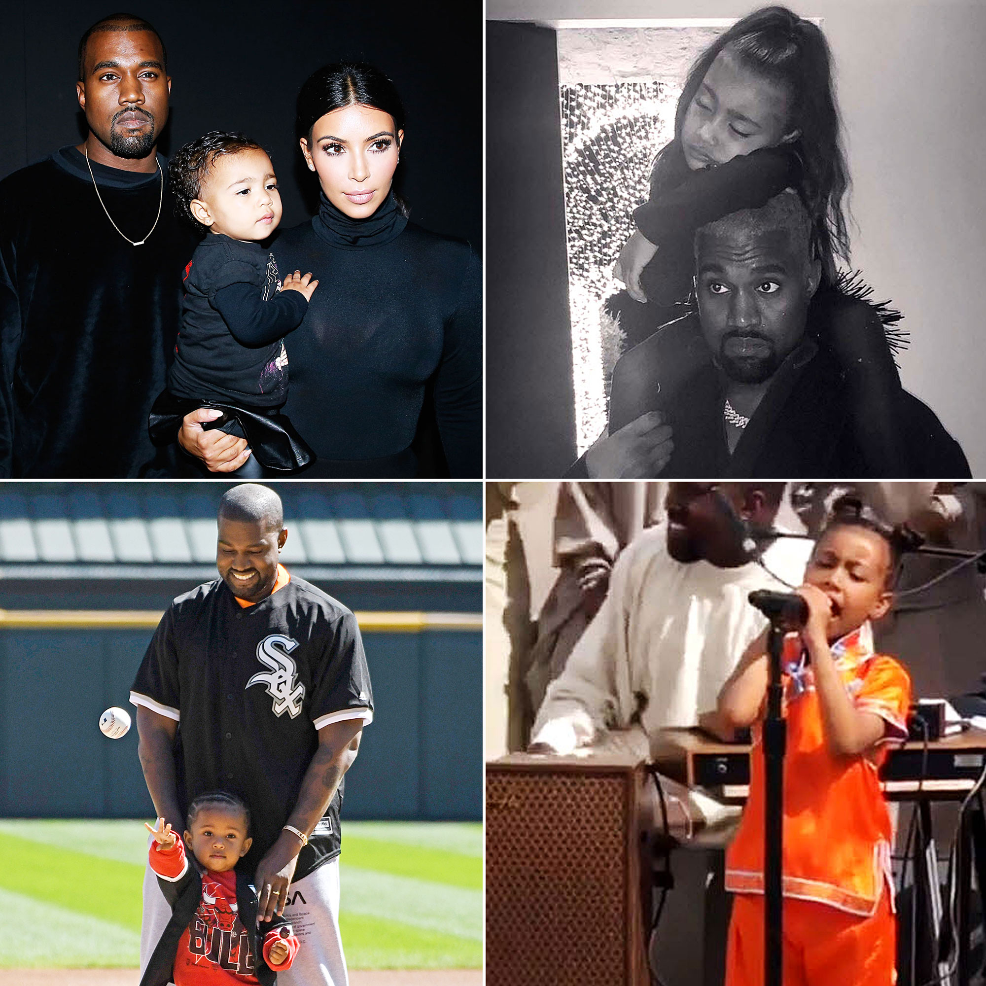 Kanye West S Best Fatherhood Quotes I Live For My Kids