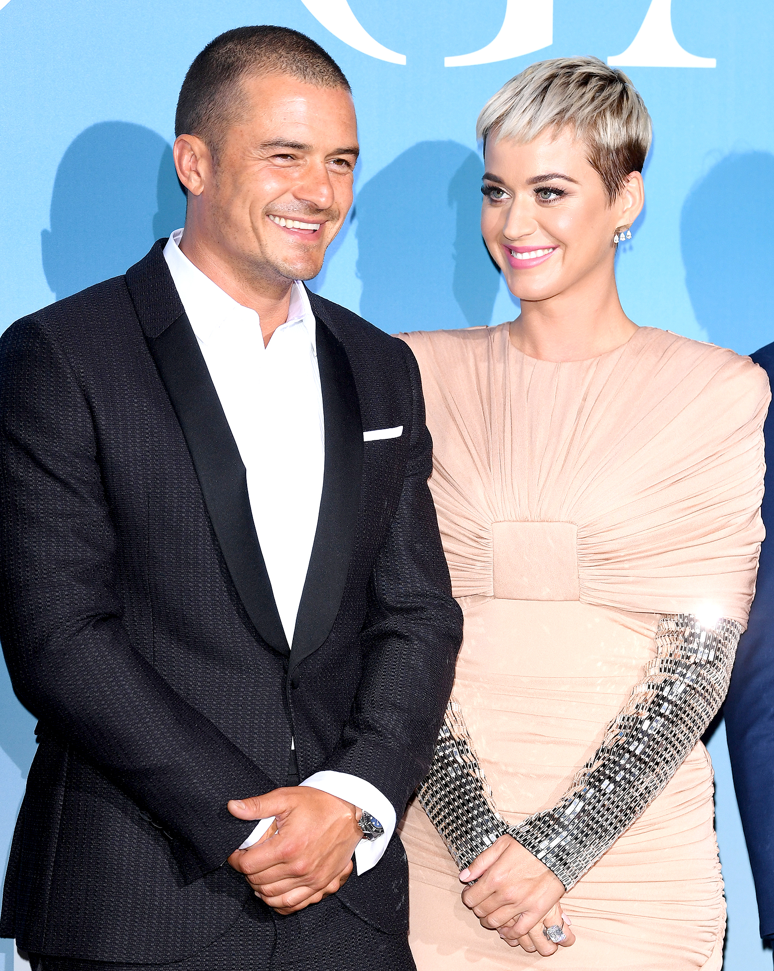 Katy Perry: Orlando Bloom Proposed With the 'Most Flowers' I'd Ever Seen