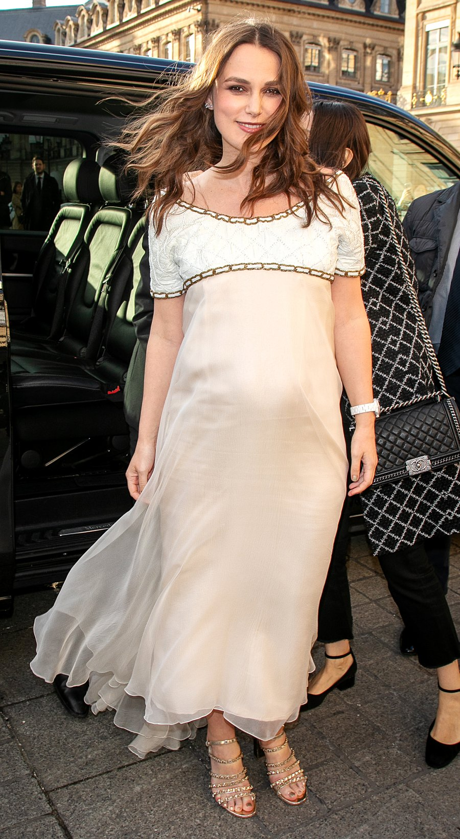 Keira Knightley Pregnant Baby 2