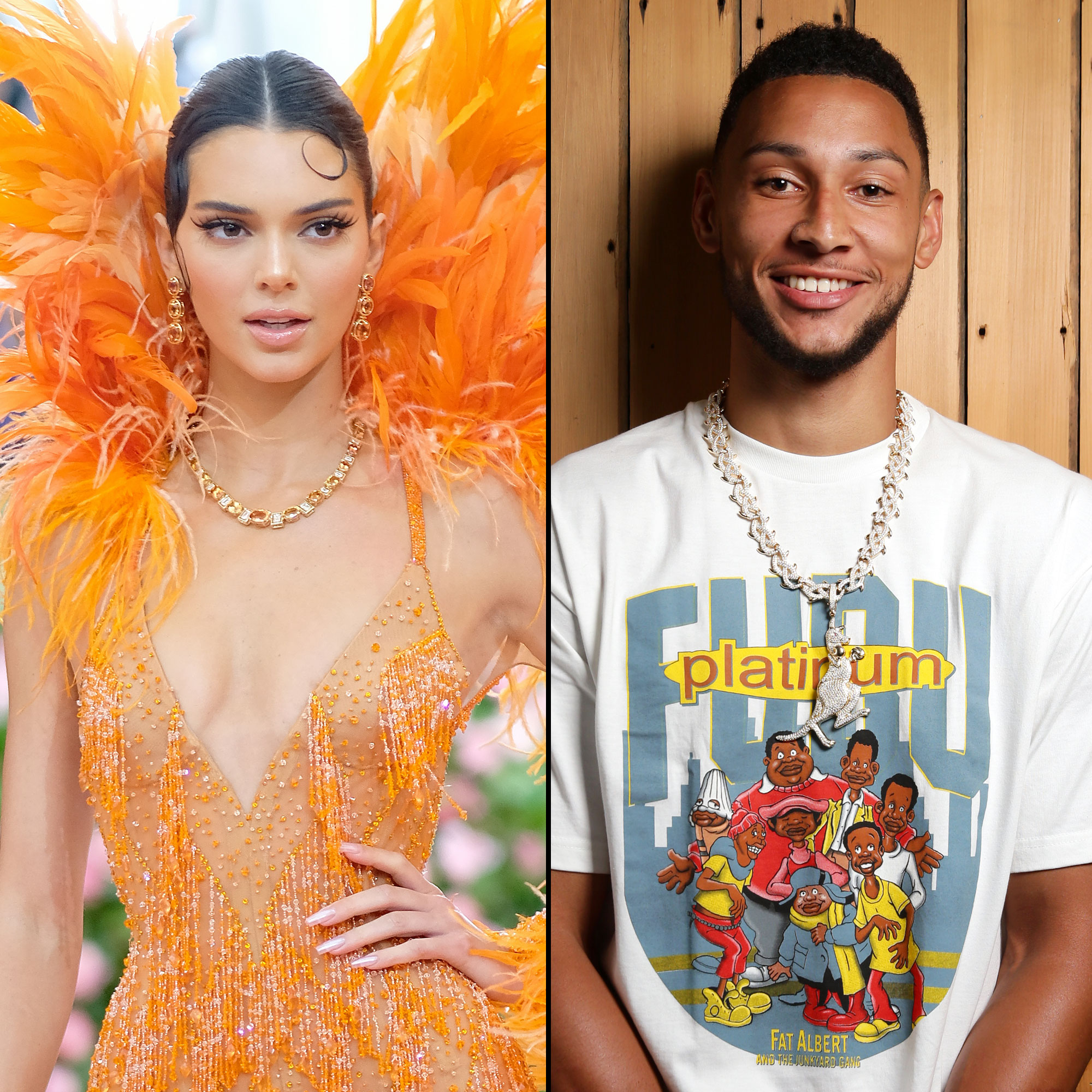 Kendall Jenner Shares Why She Keeps Relationship With Ben Simmons Quiet, Marriage JVB - Kendall Jenner and Ben Simmons