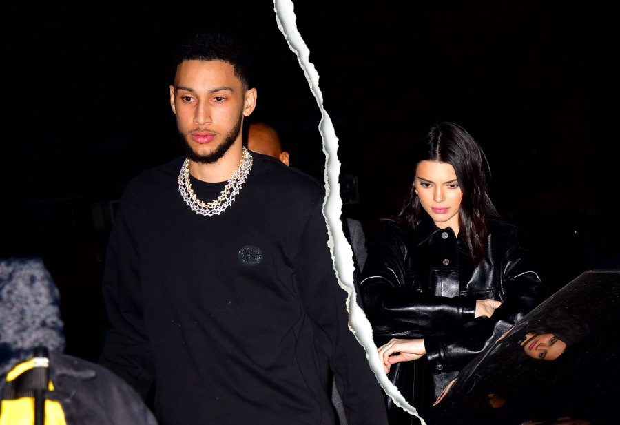 Kendall Jenner and Ben Simmons Split Up Months After Reconciliation