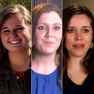 Kendra, Anna and Jessa Duggar Baby Bumps