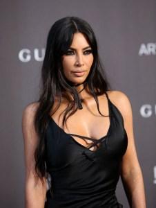 Kim Kardashian Denies Surrogate Gave Birth