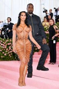 d6229cbbc1 Met Gala 2019  Kim Kardashian Looks Super Sexy With Kanye West