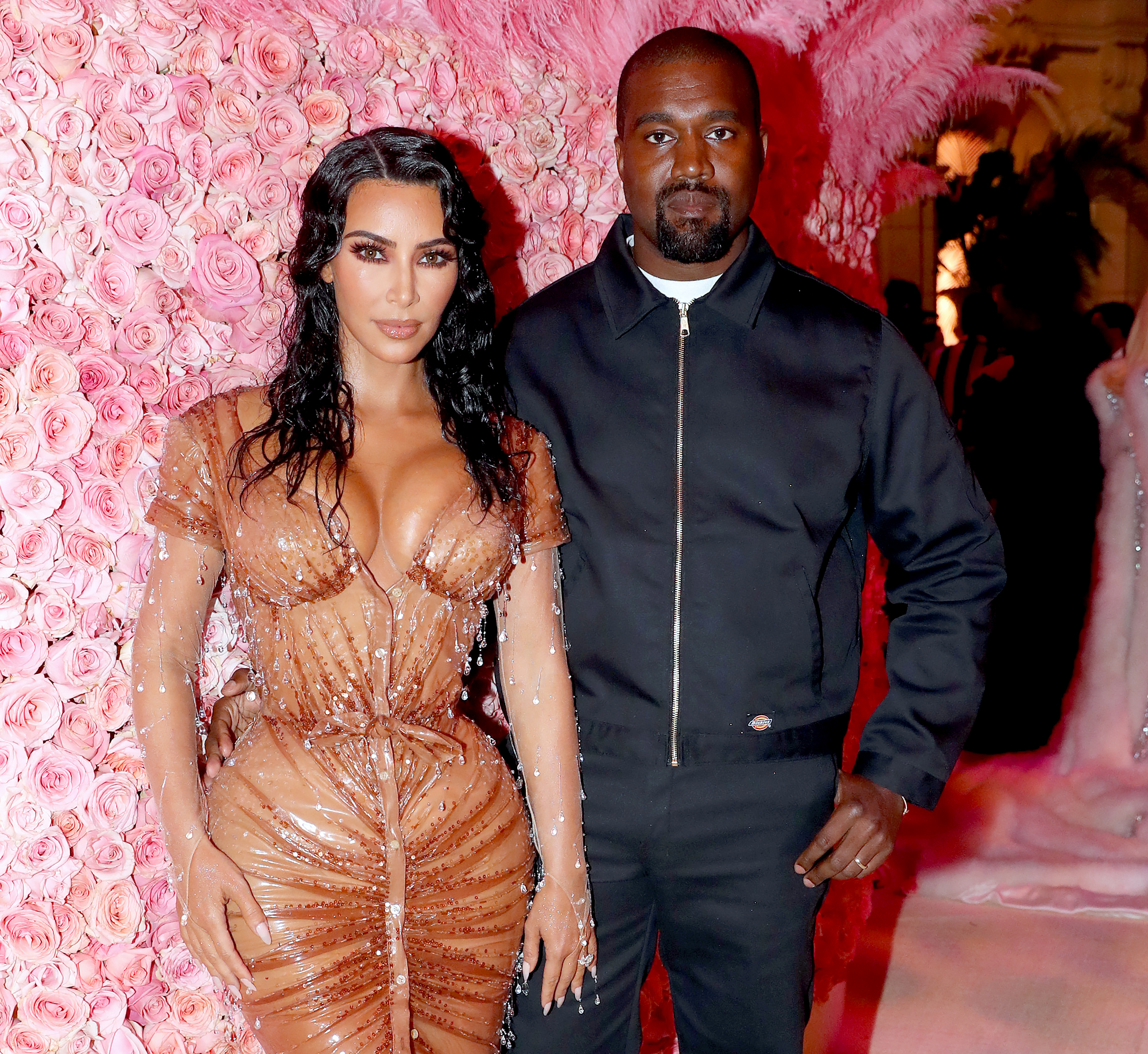 Psalm West Is 14 Days Old He's Set to Run a Hair Accessories Company - Kim Kardashian West and Kanye West attend The 2019 Met Gala Celebrating Camp: Notes on Fashion at Metropolitan Museum of Art on May 06, 2019 in New York City.