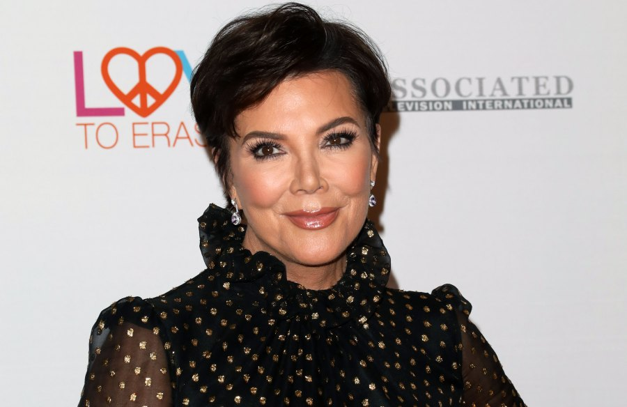 6th annual Race To Erase MS Gala Kris Jenner Has Not Met Kim Kardashian and Kanye West's Fourth Child Yet
