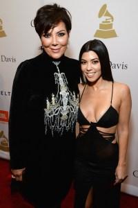 Kris Jenner and Kourtney Kardashian's New Wax Figures Look Exactly Like Them