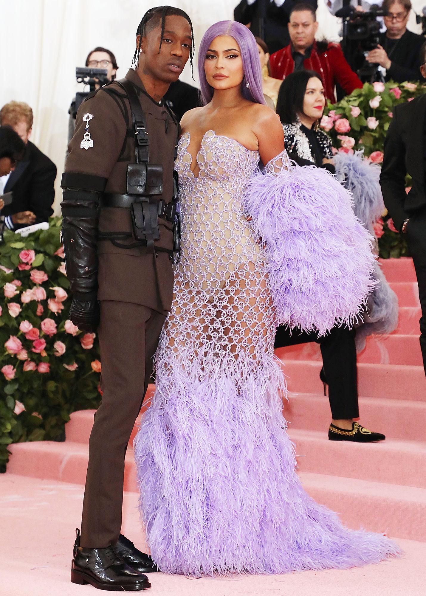 Travis Scott Kylie Jenner Dance Met Gala 2019 afterparty