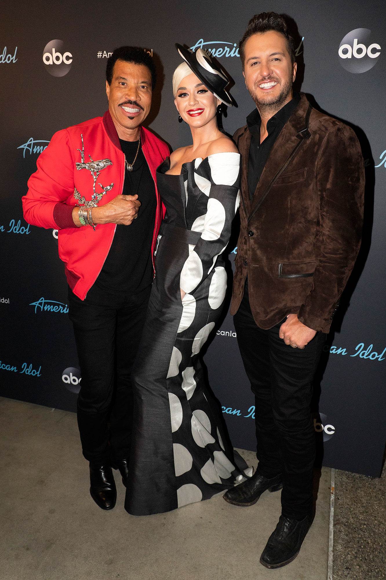 Lionel Richie, Katy Perry, and Luke Bryan Address Return for a Third Season - Lionel Richie, Katy Perry and Luke Bryan arrive at the season finale of 'American Idol' on May 19, 2019.