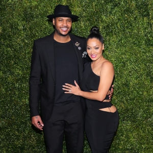 La La Anthony Reconciling With Carmelo Marriage Is Hard