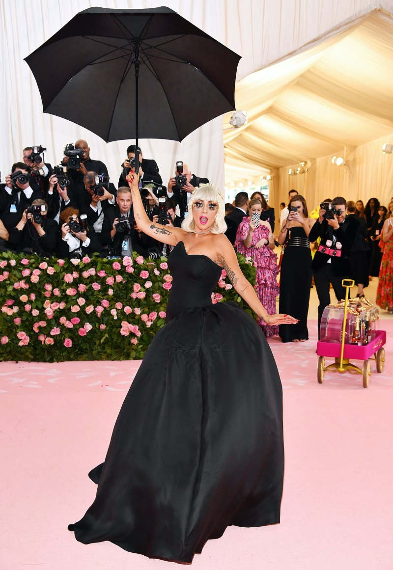 https://www.usmagazine.com/wp content/uploads/2019/05/Lady Gaga Opens Red Carpet Met Gala 2019 Four Costumes Black
