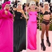 Lady Gaga Opens Met Gala 2019 Red Carpet