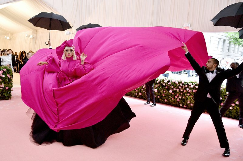 Lady Gaga Opens Met Gala 2019 Red Carpet
