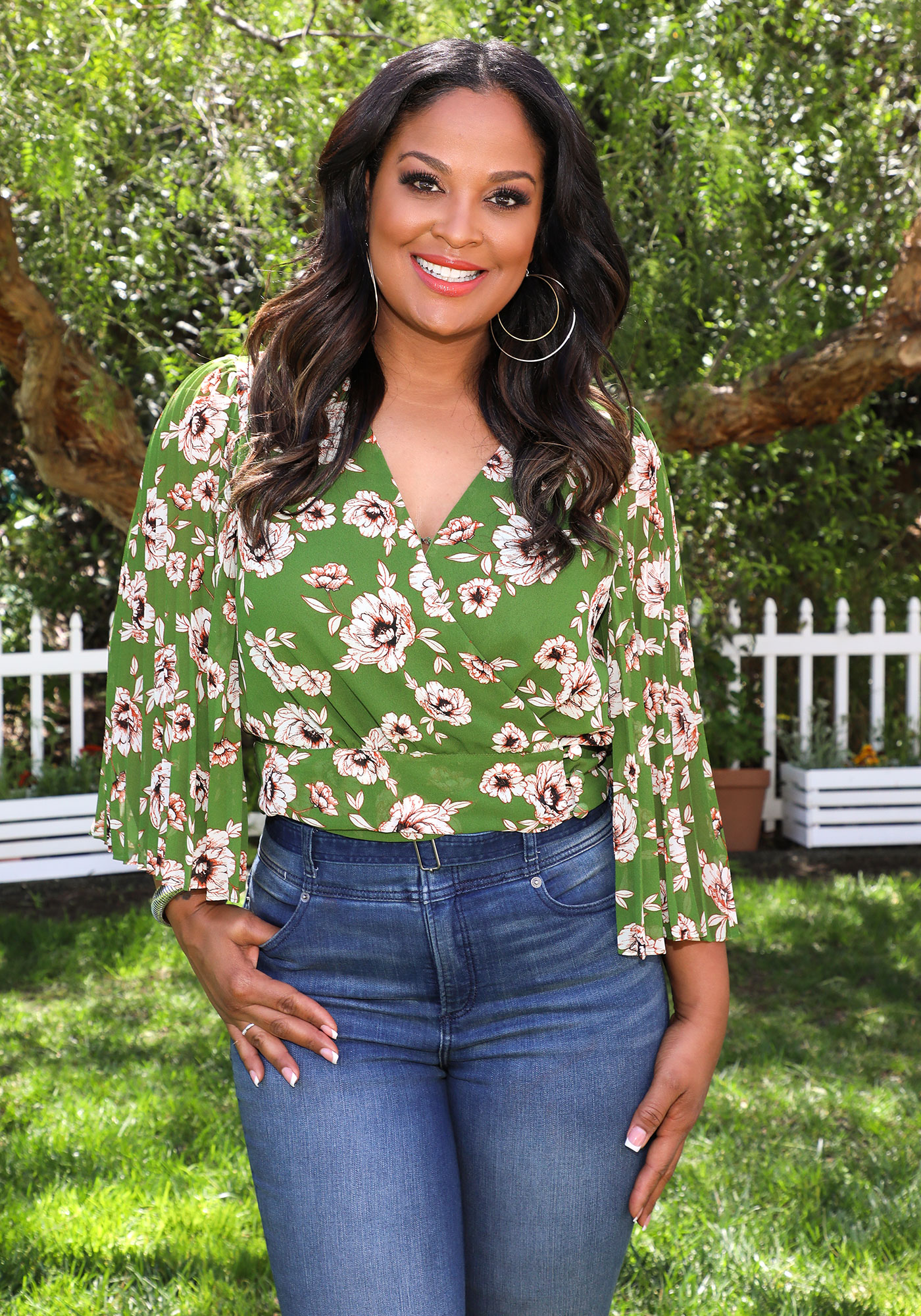 Advice From Mothers Laila Ali - Keeping it real.