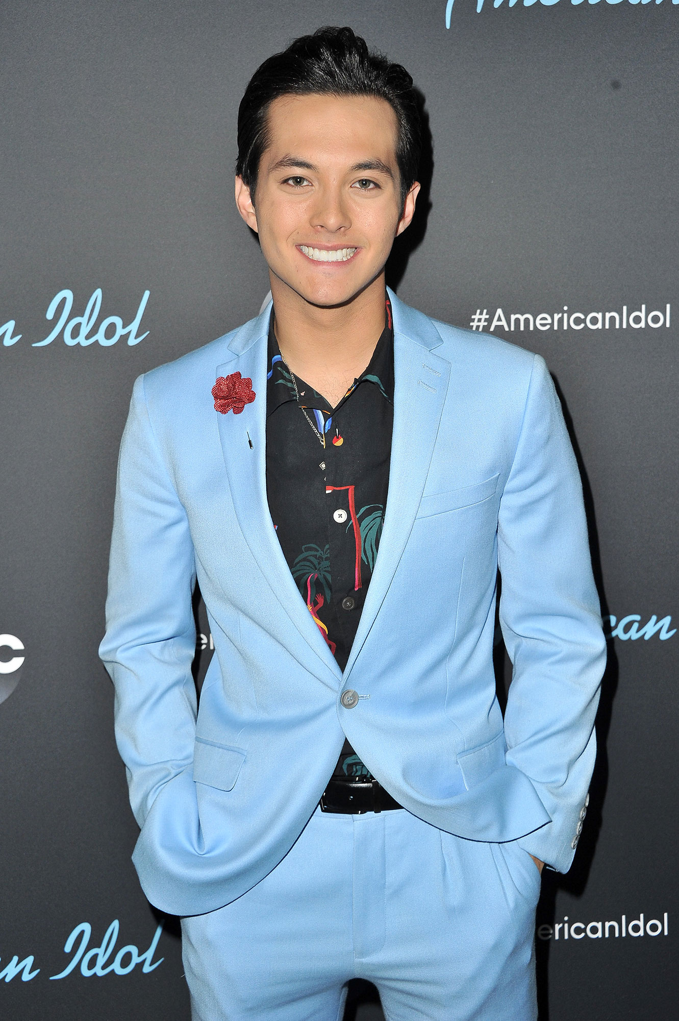 """Laine Hardy American Idol Winners gallery - Season: 17 Runner-up: Alejandro Aranda Standout Performances: Sam Cooke's """"Bring It On Home to Me,"""" Chuck Berry's """"Johnny B. Goode"""" Debut Single: """"Flame"""""""