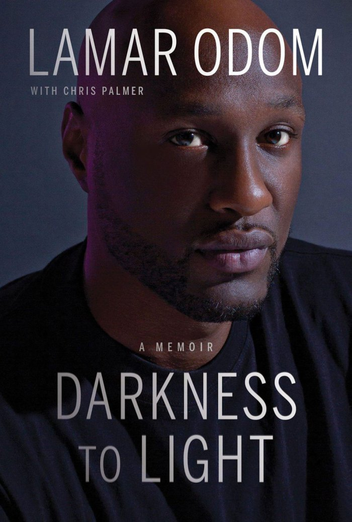 Lamar Odom memoir Darkness to Light Lamar Odom Admits He Paid for 'Plenty of Abortions' Over the Years