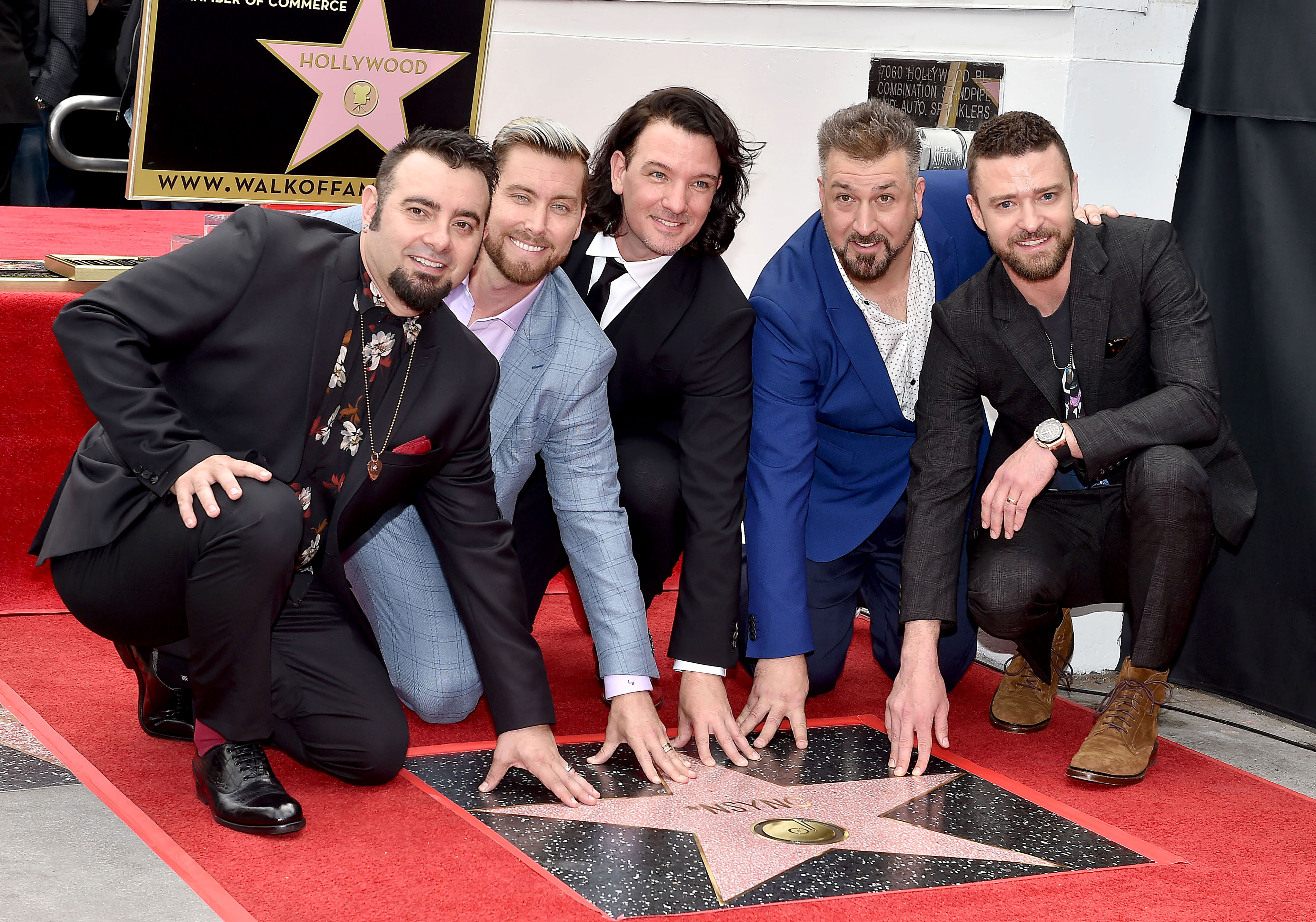 Lance Bass Reveals Bandmate Most Active 'NSync's Group Chat