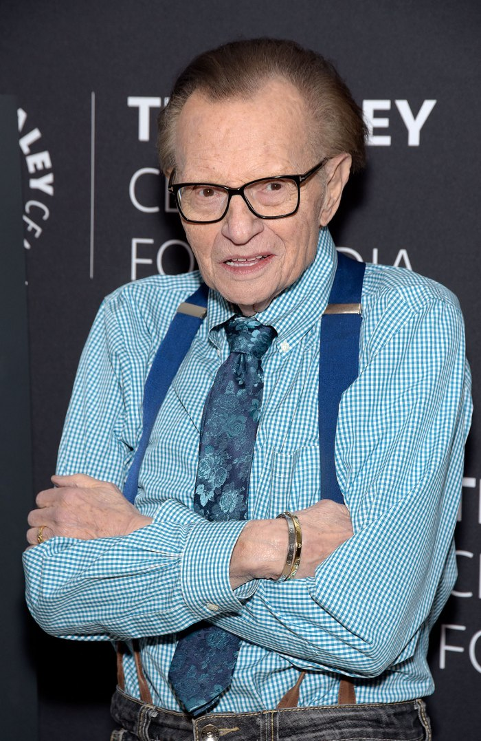 Larry King Dead
