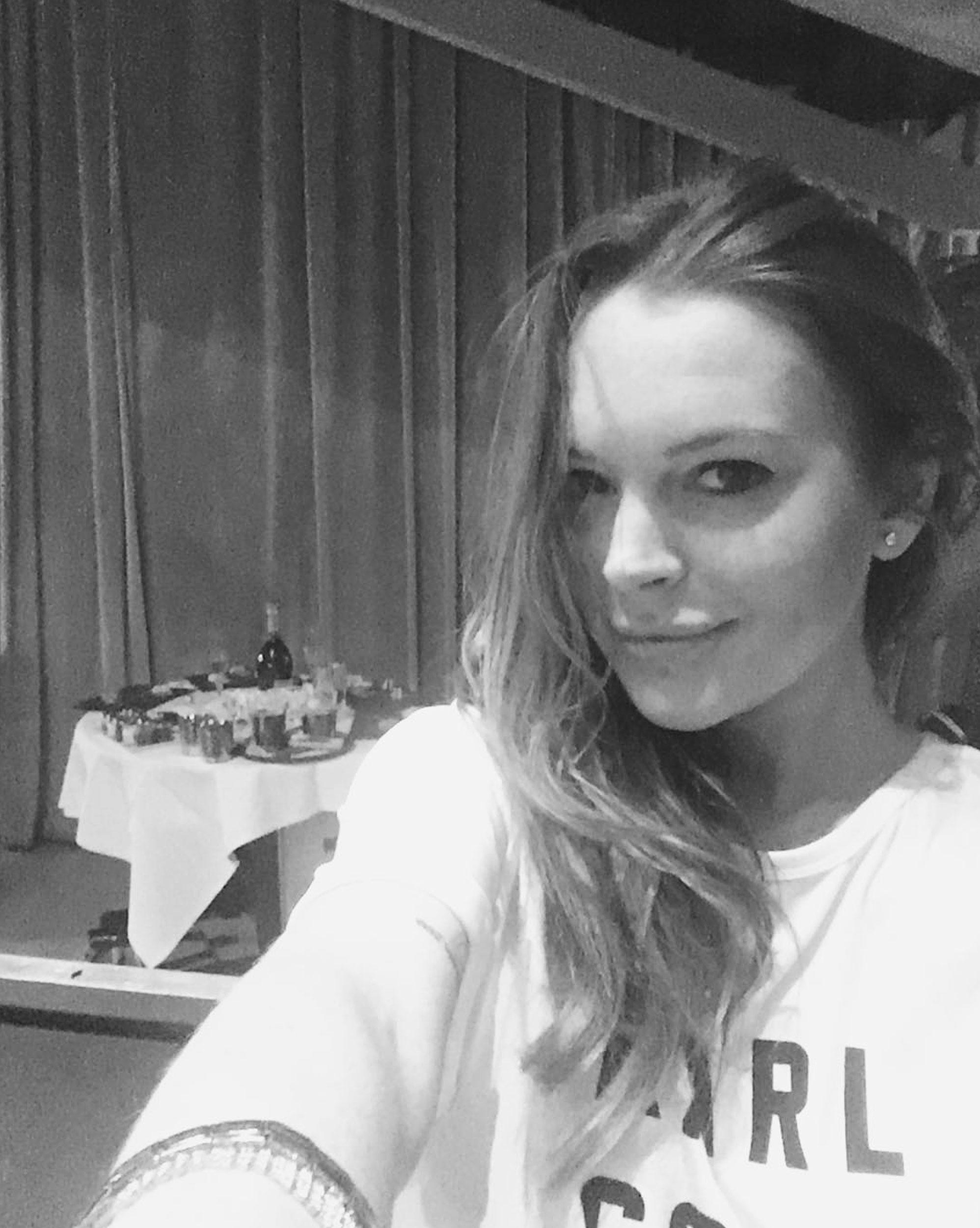 Lindsay Lohan Celebrity Hair Transformation