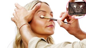 Makeup Artist Sir John Create a 'Lion King'-Inspired Daytime Eye Look