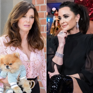 Lisa Vanderpump Saw Kyle Richards for the First Time Since Showdown