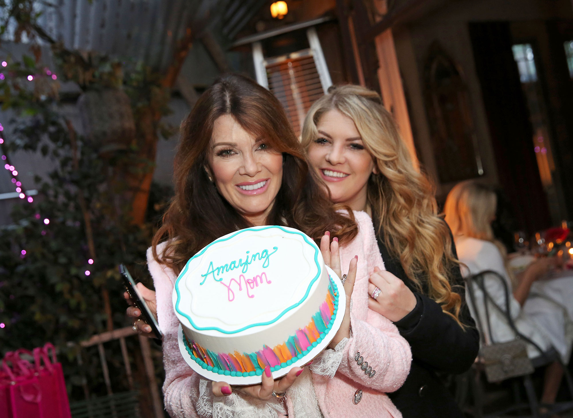 """Advice From Mothers Lisa Vanderpump - """"Follow your heart, follow your dreams,"""" the Real Housewives of Beverly Hills star says."""