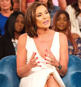 Luann de Lesseps Ordered Back to Jail