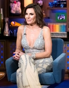 Luann de Lesseps Admits to Drinking After Rehab