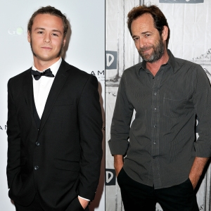 Luke Perry's Son Jack Perry Never Seen '90210'