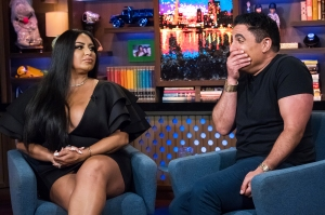 MJ Javid on Rumored Feud With Reza Stopping Shahs of Sunset