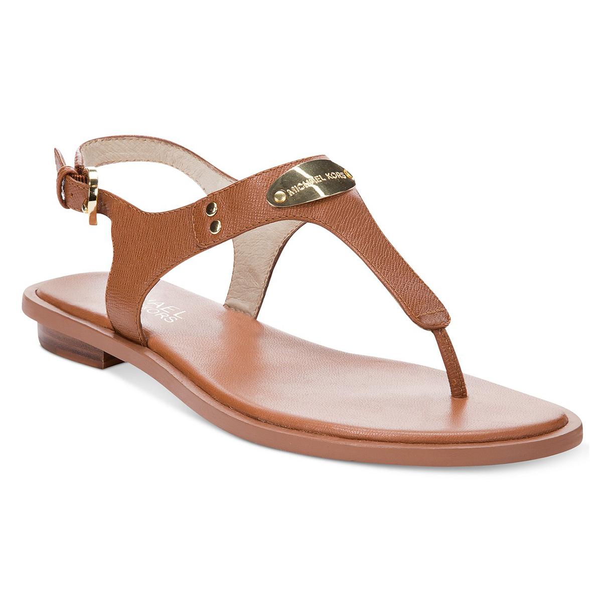 MK Sandals Luggage