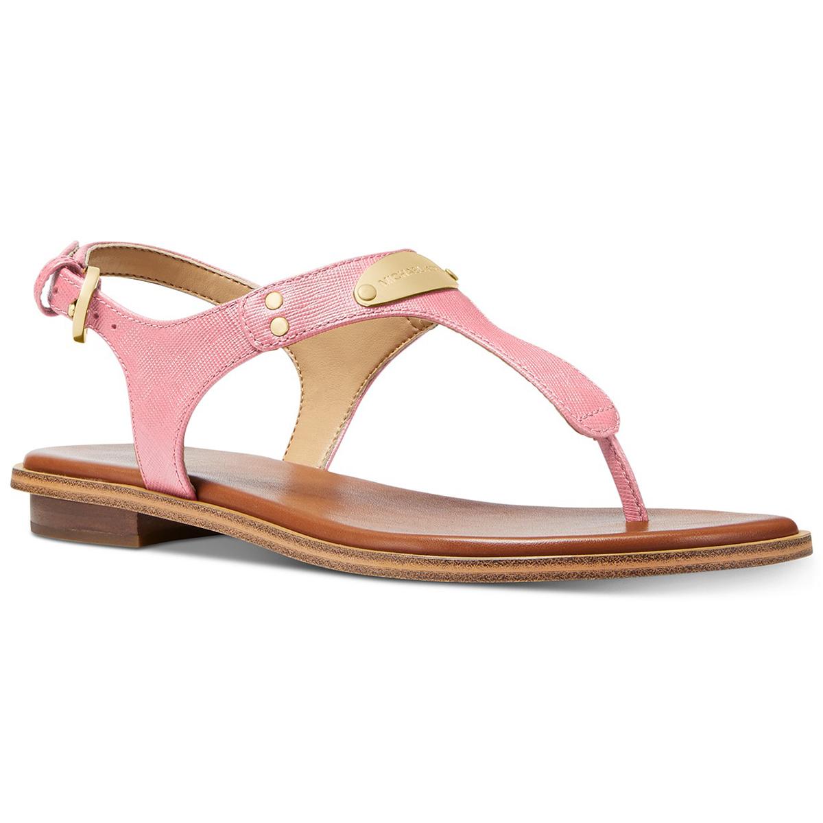 MK Sandals Pink