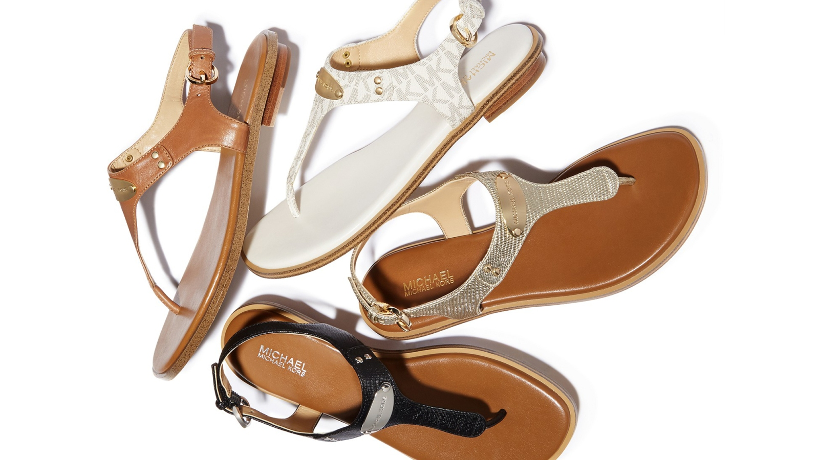 491b4b7c9a7 Make the Sidewalk Your Runway in These Michael Kors Sandals