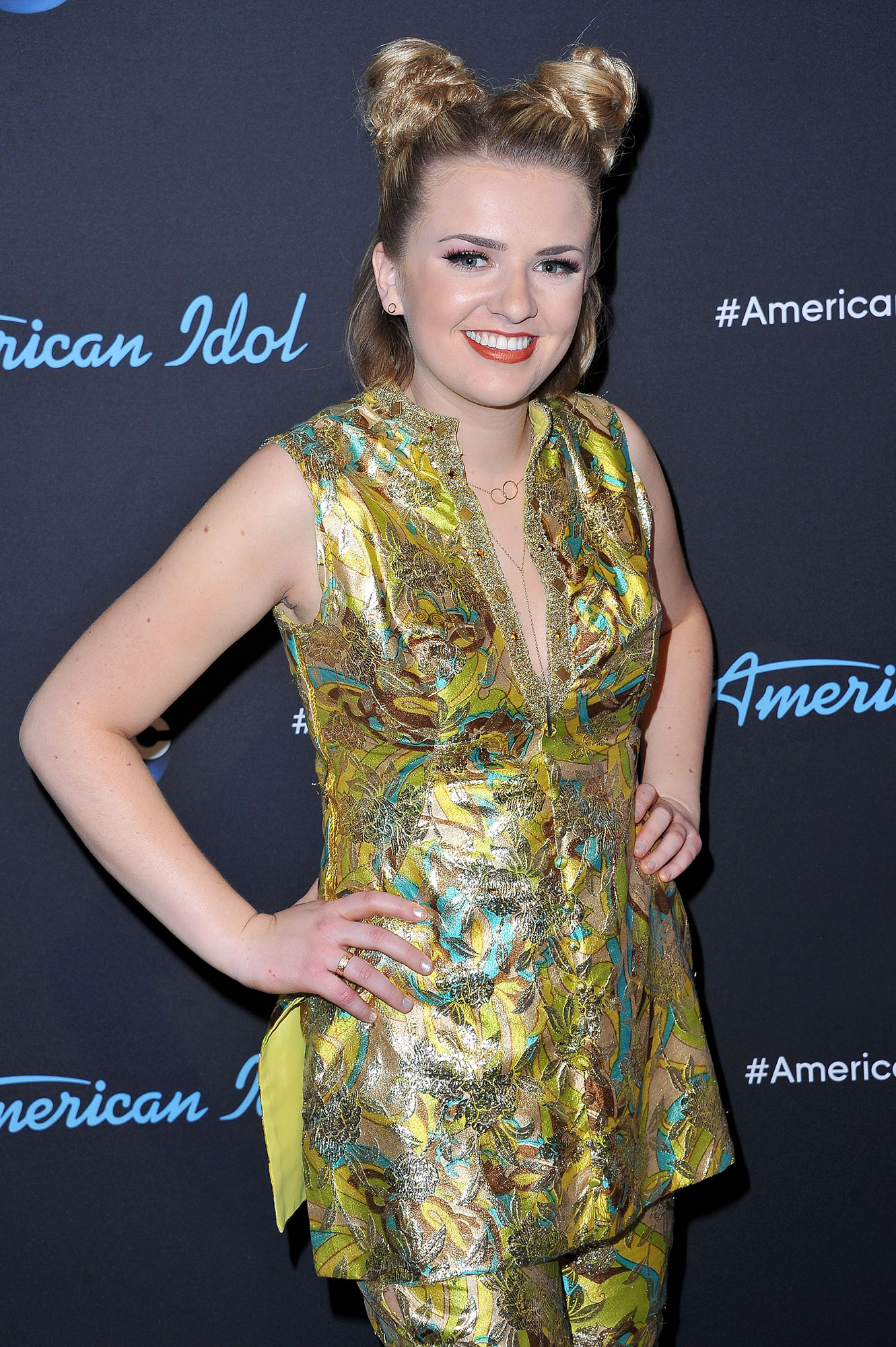 """Maddie Poppe American Idol Winners gallery - Season: 16 Runner-up: Caleb Lee Hutchinson Standout Performances: Colbie Caillat's """"Bubbly,"""" The Beach Boys' """"God Only Knows"""" Debut Single: """"Going Going Gone"""""""