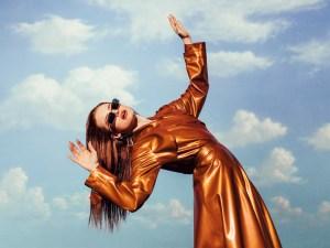 Madelaine Petsch Prive Revaux Sunglasses