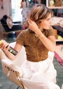 Mandy Moore Hairstylist Ashley Streicher