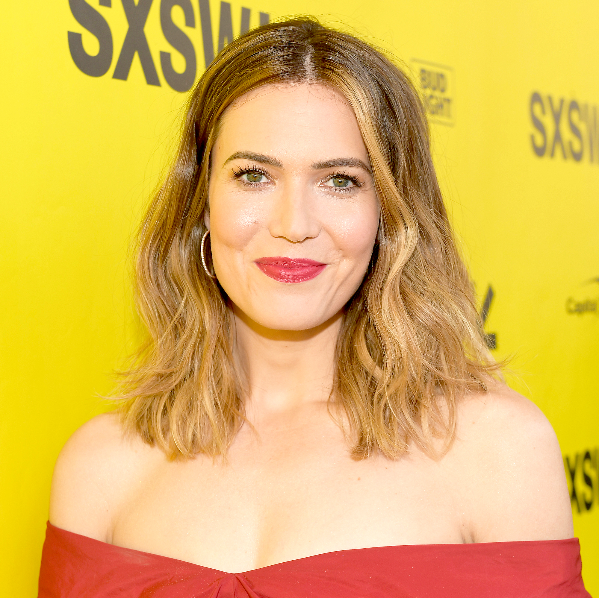 "Mandy-Moore-blonde - Mandy Moore attends the ""This is Us"" Premiere 2018 SXSW Conference and Festivals at Paramount Theatre on March 12, 2018 in Austin, Texas."
