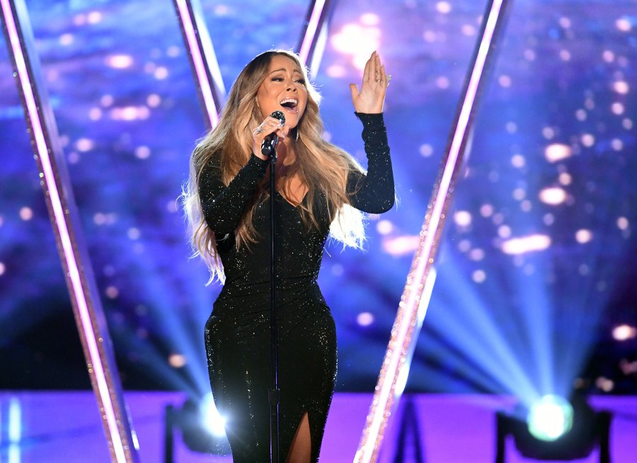 Image result for mariah  billboard 2019