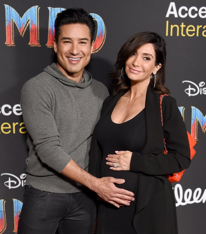 How Mario Lopez Dotes On Wife Courtney Mazza During 3rd Pregnancy