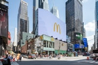 McDonald's New Times Square Flagship