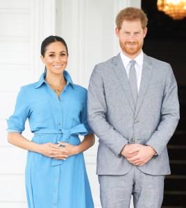 Meghan Markle Prince Harry baby Boy Twitter
