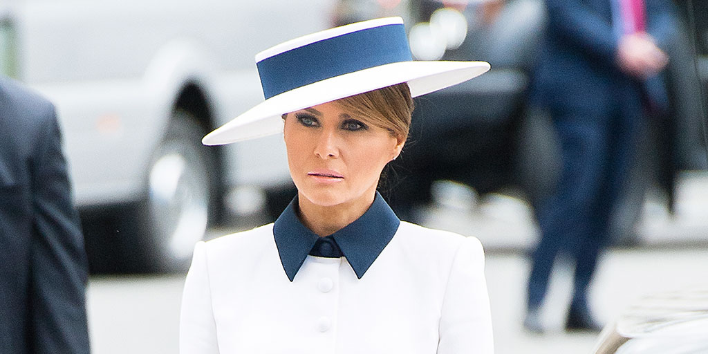 Melania Trump's Most Stylish Moments Since Taking on the FLOTUS Title