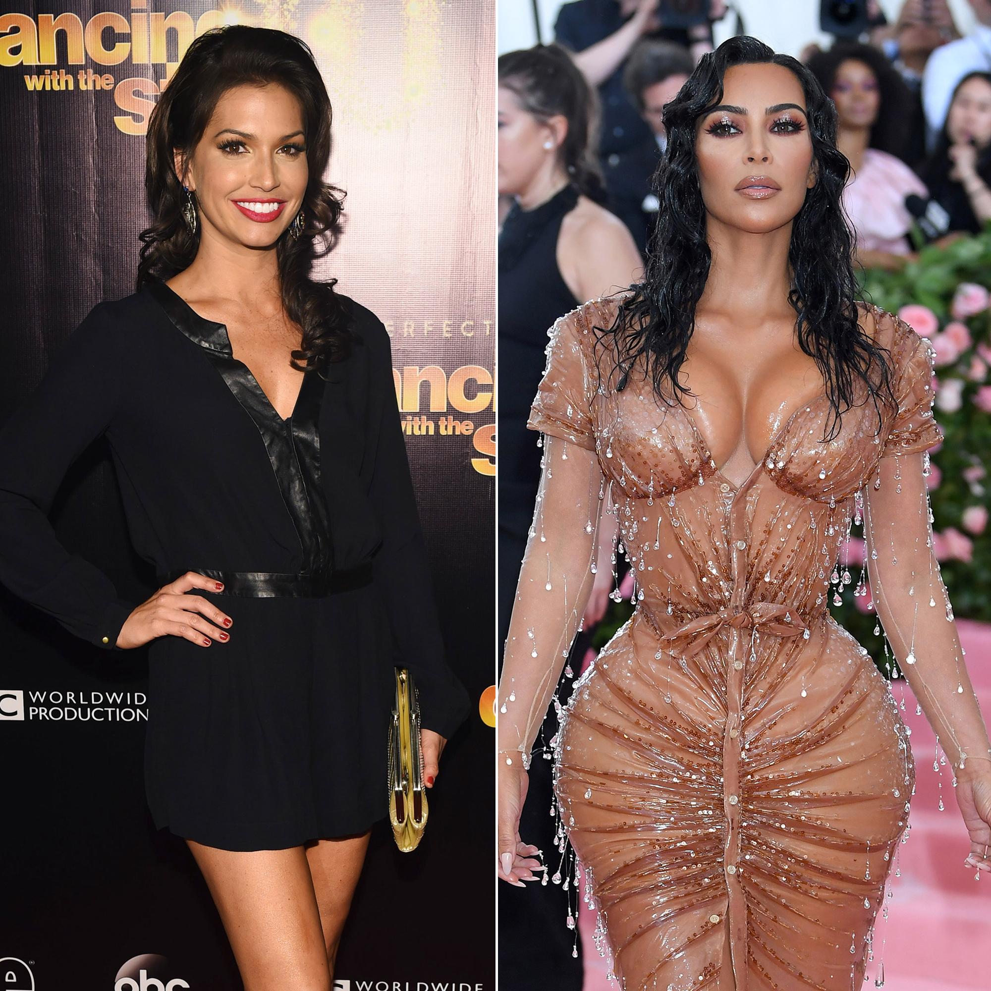 Bachelor Alum Melissa Rycroft Slammed For Calling Kim Kardashians Met Gala 2019 Body Not Natural