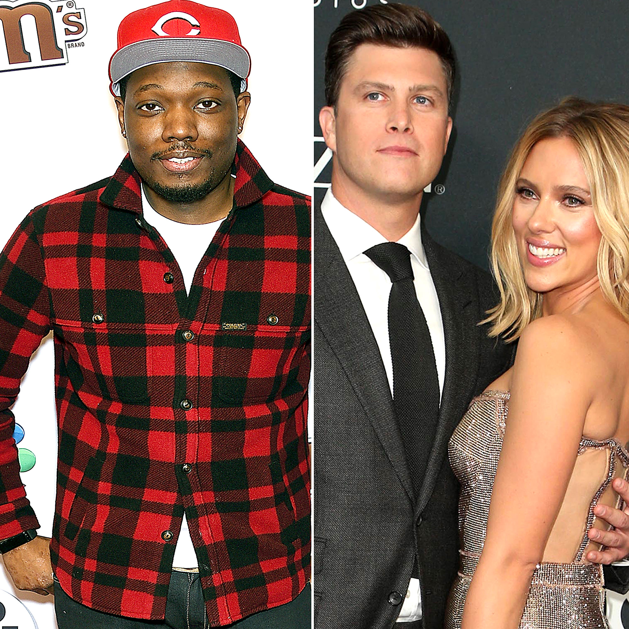 Michael Che Will Ruin Colin Jost Scarlett Johansson S Wedding
