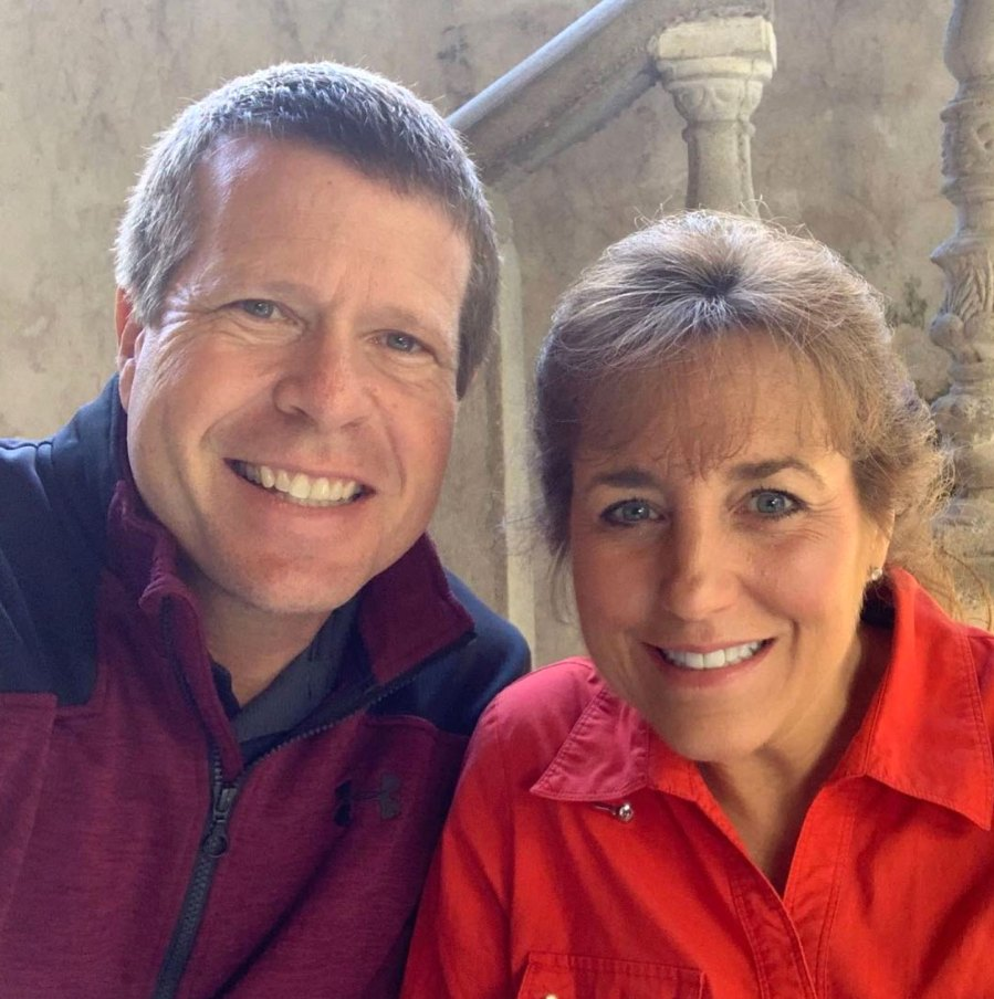 Michelle and Jim Bob Duggar Family Gallery