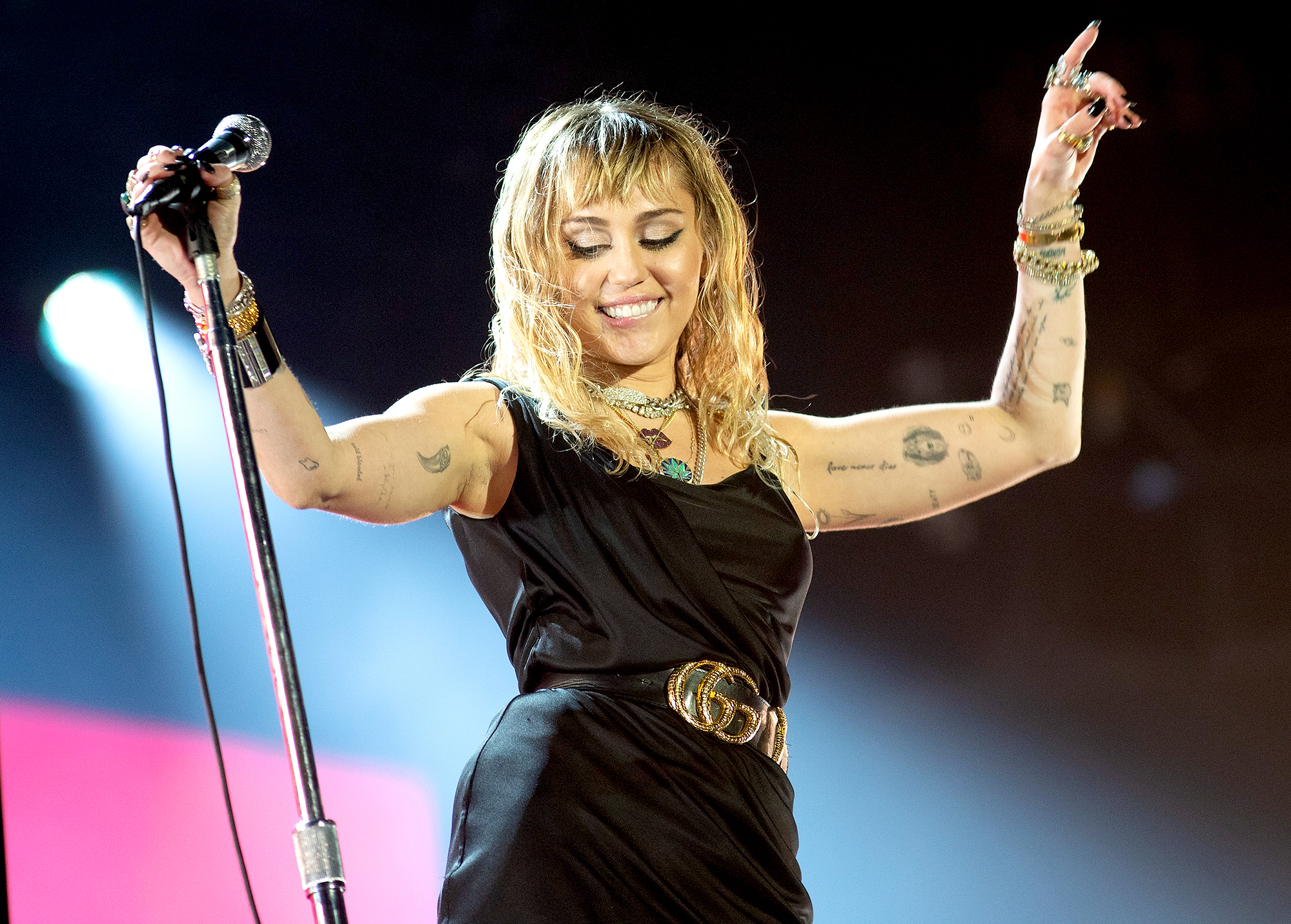 Miley-Cyrus-Releases-EP-She-Is-Coming