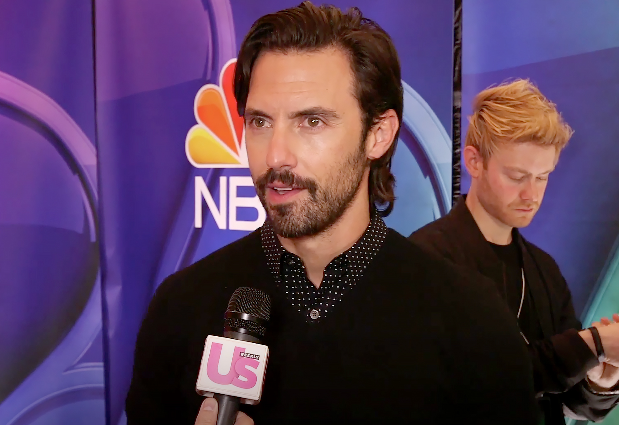 This Is Us' Milo Ventimiglia Reassures Worried Jack Fans: Video